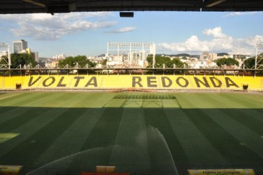 Raulino de Oliveira pode receber jogos do Campeonato Brasileiro