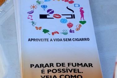 Programa de tratamento contra o tabagismo oferece vagas em Resende