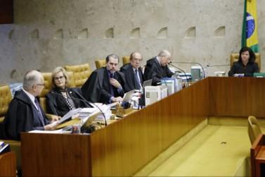 STF aprova restrição do foro privilegiado para parlamentares
