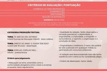 'Amor em qualquer tom' é tema de concurso cultural em Três Rios