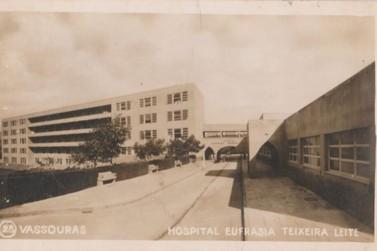 Arrendamento do Hospital Eufrásia Teixeira Leite de Vassouras.