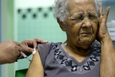 Campanha da vacina contra a gripe é prorrogada até dia 15 de junho