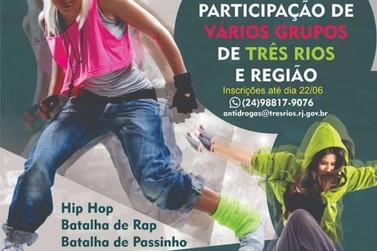 Primeiro Encontro de Cultura Urbana acontece em Três Rios