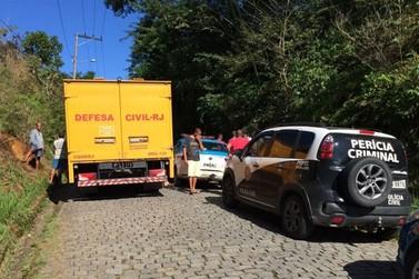 Casal é morto a tiros no bairro Pontal, em Angra dos Reis