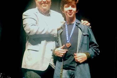 Estudante de Barra Mansa, RJ, conquista o bronze na Olimpíada de Matemática