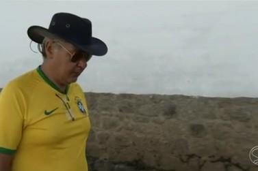 Morando em Paraty, russo torce pela Seleção Brasileira na Copa do Mundo