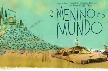 Centro cultural exibe animação premiada 'O menino e o mundo' em Angra dos Reis