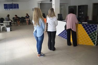Mutirão oferece exames preventivos contra o câncer de colo de útero e de mama
