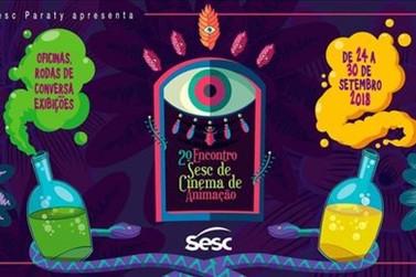 2º Encontro Sesc de Cinema de Animação agita programação cultural de Paraty