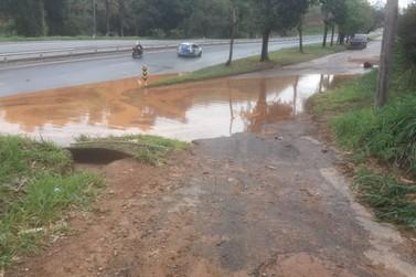 Forte chuva atinge Sul do Rio e causa estragos em algumas cidades