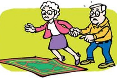 Palestra sobre prevenção de queda de idosos é realizada em Pinheiral
