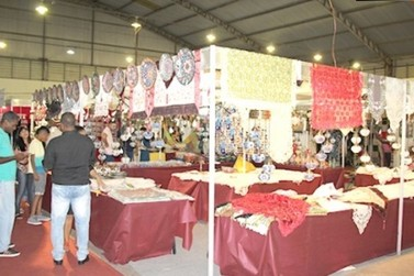 45ª Feira Nacional de Artesanato reúne trabalhos em Miguel Pereira