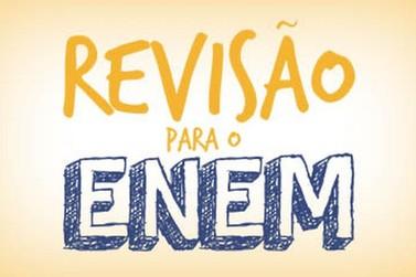 Aulão de 'Revisão para o Enem' abre inscrições no Sul do Rio