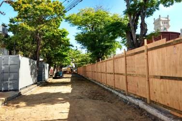 Prefeitura de Vassouras inicia obras na Galeria para acabar com as enchentes