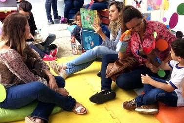 Projeto de incentivo à leitura é realizado em Barra Mansa