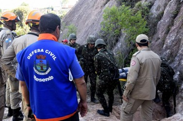 Defesa Civil realiza simulado de desastre natural em Resende