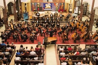 Orquestra Sinfônica de Barra Mansa se apresenta com trio de metais paulista