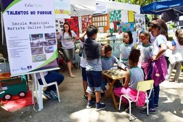 Projeto 'Talentos no Parque' é realizado em Resende