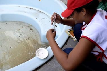 Mutirão contra dengue é realizado neste fim de semana em Resende