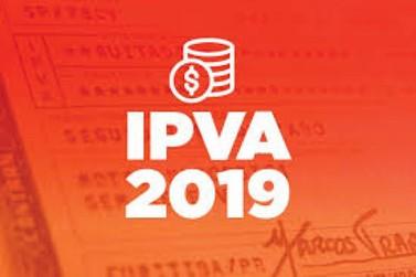 Guias de pagamento do IPVA 2019 já estão disponíveis