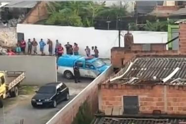 Jovem é preso após assaltar loja de materiais de construção em Resende