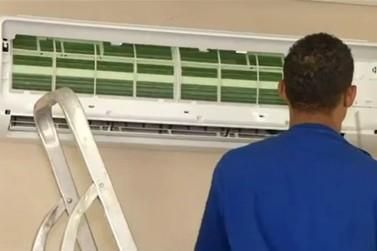 Manutenção de ar-condicionado previne danos ao aparelho e à saúde