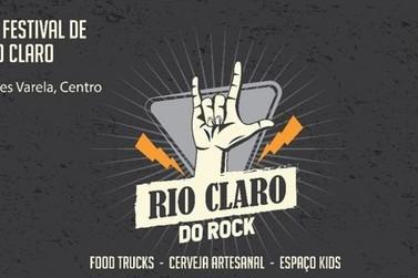 Primeiro Festival de Rock de Rio Claro começa nesta sexta-feira