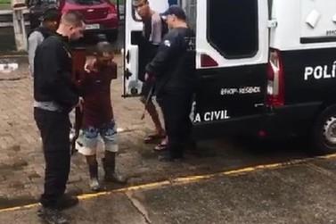 Após planejar assalto a joalheria de Resende, grupo é preso em ação policial