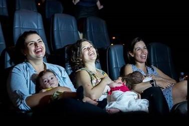 CineMaterna acontece dia 05 de fevereiro de 2019, no Cine Show em Volta Redonda