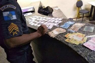 Homem de 51 anos é preso por tráfico de drogas em Itatiaia
