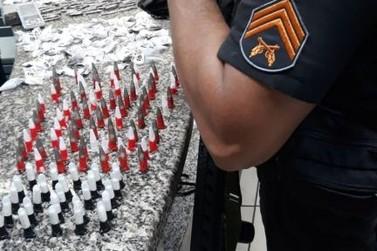 Dois jovens são presos por tráfico de drogas em Barra Mansa