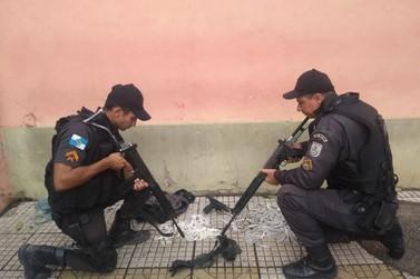 Homem armado ameaça funcionários de hospital durante atendimento em V. Redonda