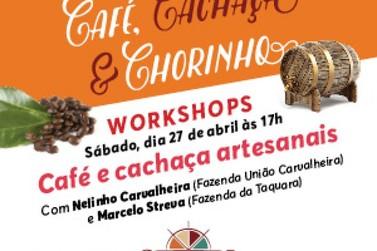Exposições, música e workshops no Casario