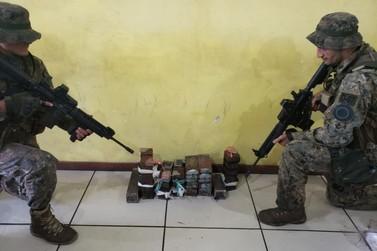 Bope apreende explosivos que seriam usados em assaltos a bancos em Angra
