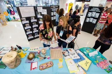 Exposição gratuita mostra trabalho de alunos especiais de Volta Redonda