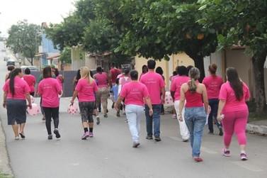 Itatiaia promove atividades de conscientização pelo Outubro Rosa