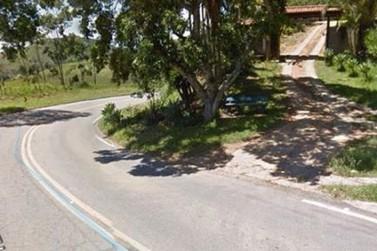 Moradores reclamam da falta de sinalização no Morro da Vaca, em Vassouras