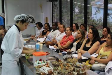 Oficinas de panificação são oferecidas gratuitamente em Três Rios