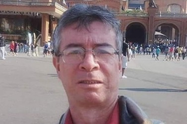 Enterrado em Resende corpo do jornalista Flávio Collistet, morto em acidente