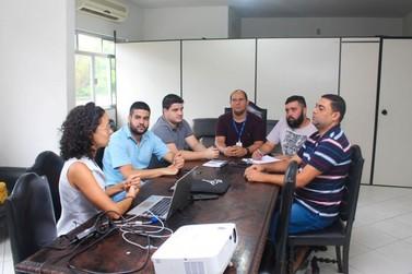 Reunião técnica com AGEVAP e secretaria do Ambiente, Agricultura ...