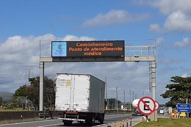 CCR oferece 50 mil consultas médicas gratuitas para caminhoneiros sobre Covid-19