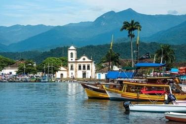 Paraty retoma atividades de turismo após paralisação por conta da pandemia