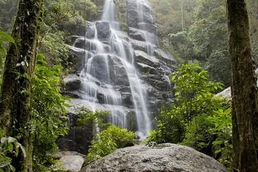 Cachoeiras do Parque Nacional do Itatiaia são liberadas para banho nesta quarta