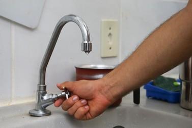Fornecimento de água em bairro de Vassouras será interrompido