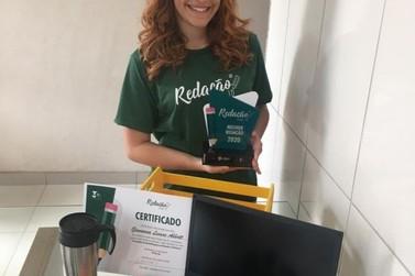 Giovanna Lemos, de Volta Redonda, vence a terceira edição do 'Redação Nota 10'
