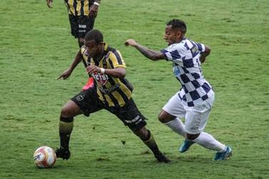 São José marca no fim e vence o Volta Redonda em jogo com sete gols