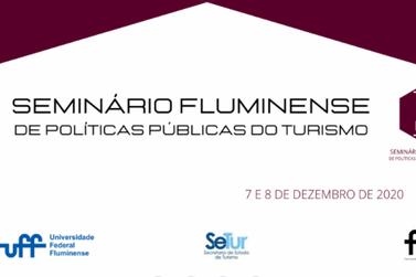 Seminário sobre políticas públicas do turismo começa na próxima segunda-feira