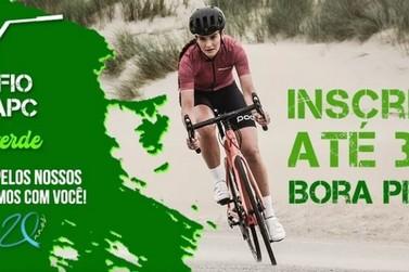 Grupo de Apoio a Pessoa com Câncer lança desafio virtual de ciclismo