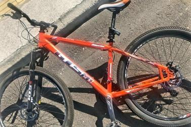 Homem é preso por furtar bicicleta em Barra do Piraí