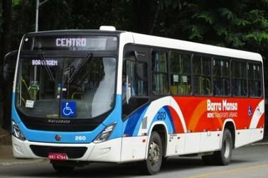 Passagem de ônibus fica mais cara em Barra Mansa